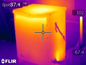 infrared industrial electrical inspections