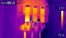 infrared electrical inspections